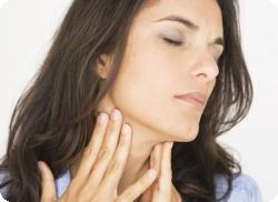 Боль в горле: вспомним о гомеопатии