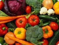 Яркие овощи предотвратят болезнь Лу Герига
