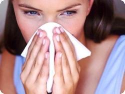 Заложенность носа: аллергия или насморк?